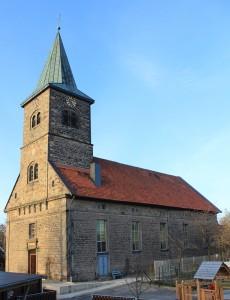 Petruskirche Pastorengang