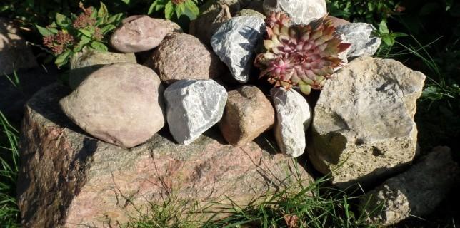 Trauertreff - Steine