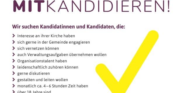 Gemeindekirchenratswahl