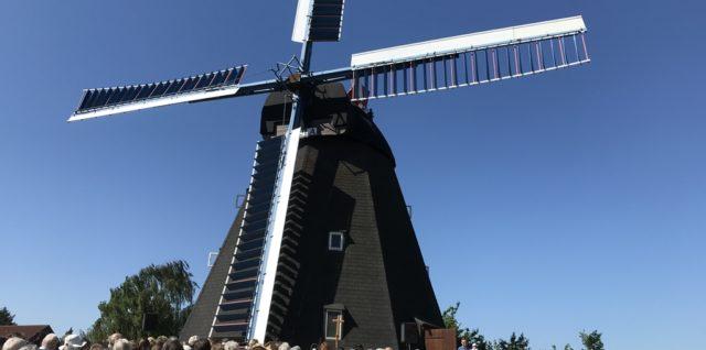 Pfingstgottesdienst an der Mühle