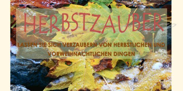 """""""Herbstzauber"""" – Basar im Gemeindehaus"""