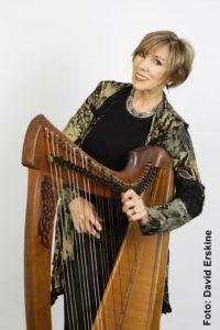 Irische Harfe, Gesang und Geschichten mit Hilary O'Neill