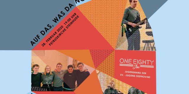 Jugendgottesdienst am Freitag, 28.02.2020 in Steinhude