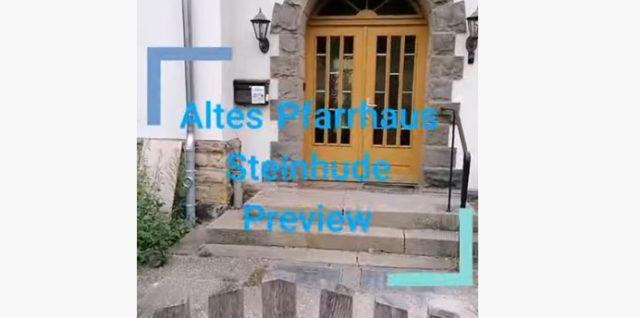"""Umbau von """"Alten Pfarrhaus"""" zum neuen Kinder- und Jugendtreff"""